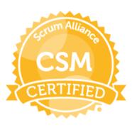 Scrum Alliance CSM