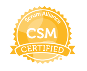 Scrum Alliance CSM-1-1